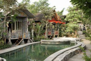 Resort Cantik ala Pantai Carribean