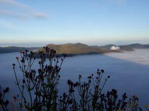 Awan yang terlihat dari Negeri di Atas Awan