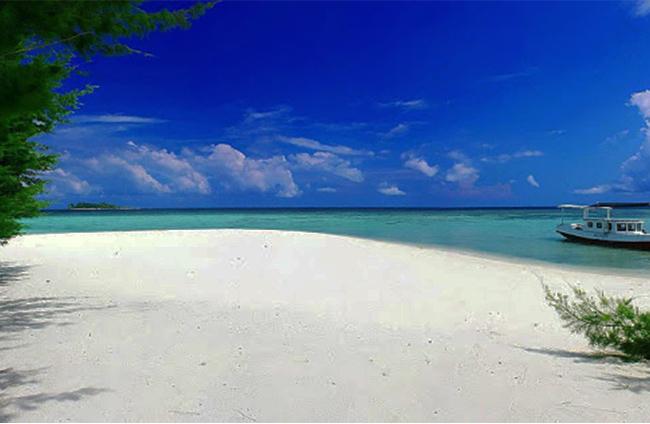 Pulau Beralas Pasir