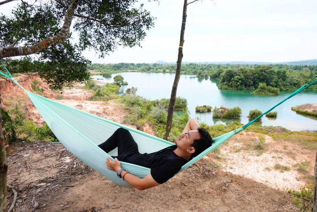 Danau Kampung Bloreng