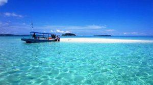 Pulau Pasir Belitung
